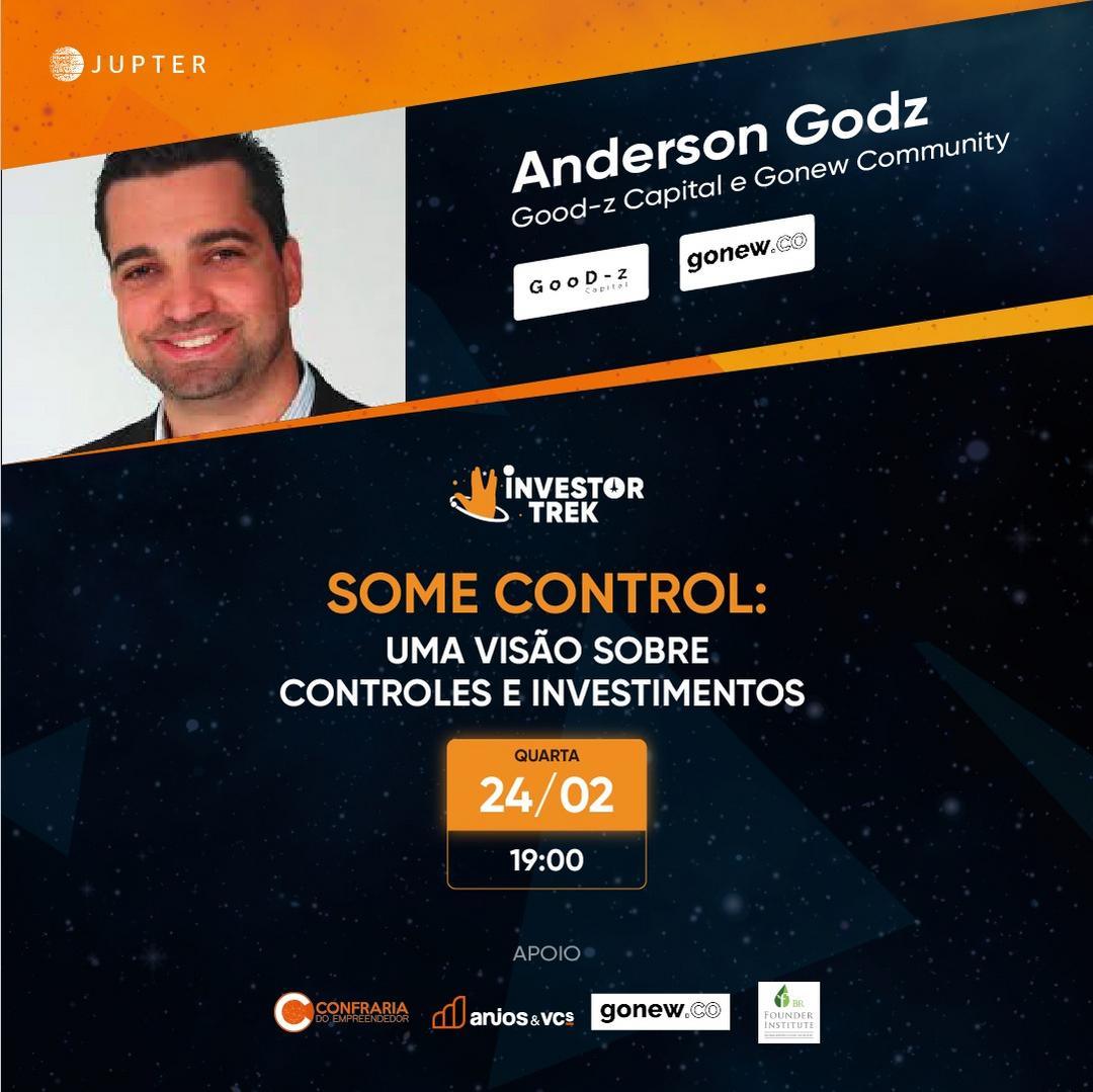 Some Control: Uma visão sobre controle e investimentos