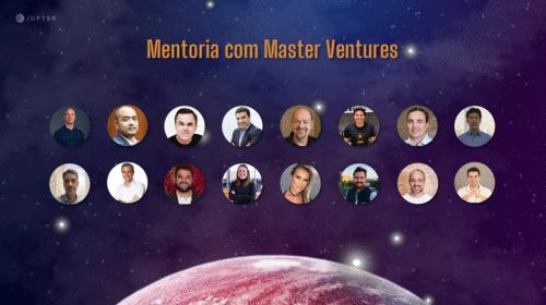 Quem são os Master Venture Partners do JUPTER no Investor Trek