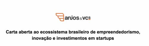 Carta aberta ao ecossistema brasileiro de empreendedorismo, inovação e investimentos em startups